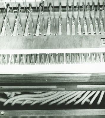 Orgelbau Einsatz