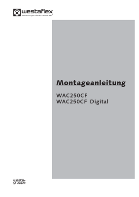 Montage-Anleitung 250WACcf