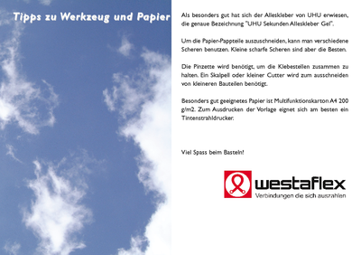 Westaflex Modell - LKW