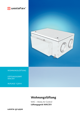 Info-Broschüre WAC351